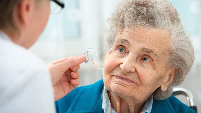 Pflegedienst Betreuung Oma