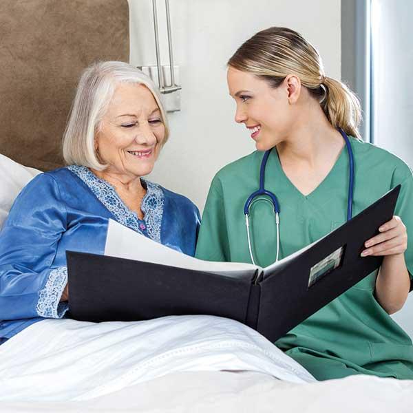 Ambulante Betreuung Pflegeschwester